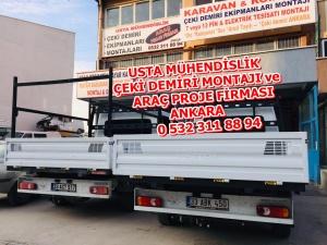 ARAÇ PROJE ANKARA/USTA MÜHENDİSLİK/05323118894